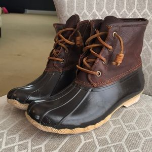 Sperry Top-Sider Duck Boots Size 7.5